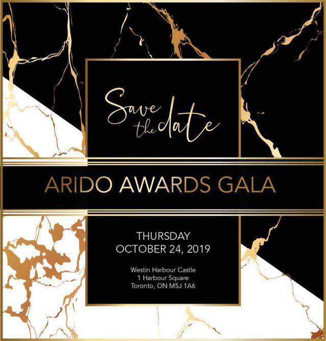 ARIDO AWARDS 2019